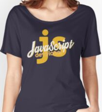 Javascript Developer - JS Women's Relaxed Fit T-Shirt