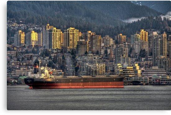 Cargo Cruiser by Justin Atkins