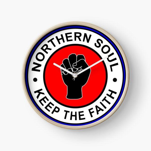 Northern Soul Clock