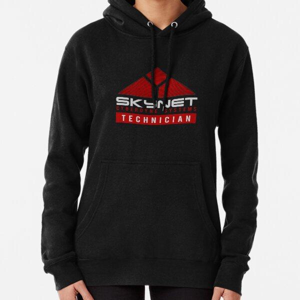 Skynet Cyberdyne Systems Technician Edition Pullover Hoodie