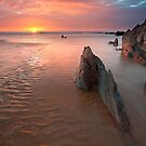 The Day's End, Coombesgate, North Devon by Rob Dougall