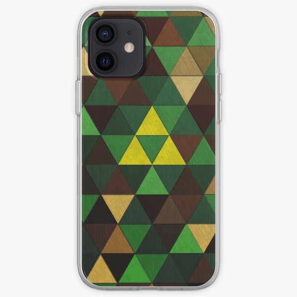 Triforce Quest iPhone Soft Case