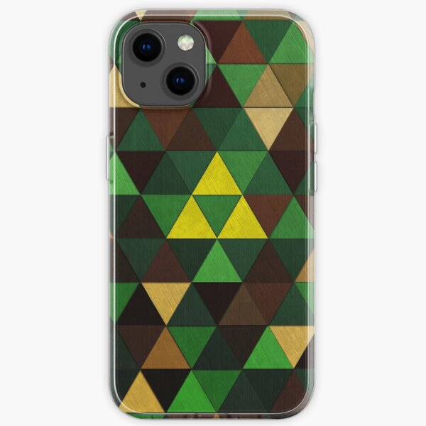 Triforce Quest iPhone Flexible Hülle