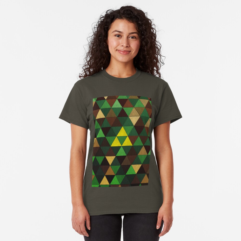 Triforce Quest Classic T-Shirt