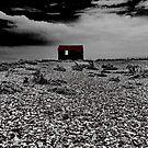 Rye Net Hut by martin bullimore