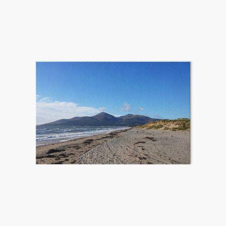 Murlough Beach, Mourne Mountains Art Board Print