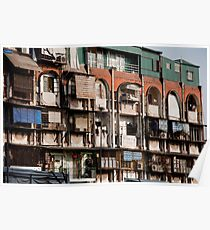 Life In Hanoi Poster
