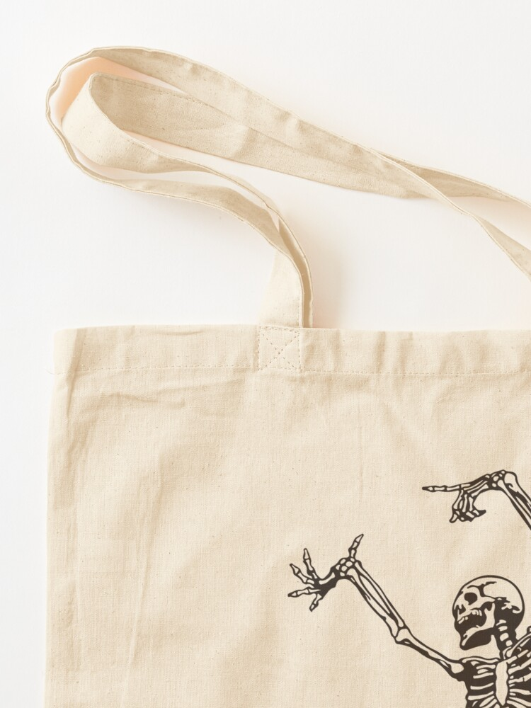 Alternate view of Dance With Death Tote Bag