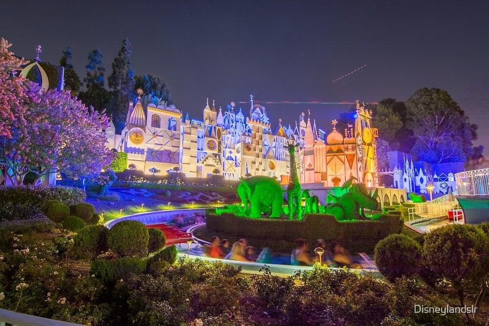 It's a Small World by Disneylandslr