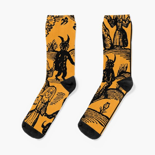 Dance with the Devil  Socks