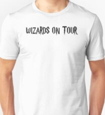 WIZARDS ON TOUR Unisex T-Shirt