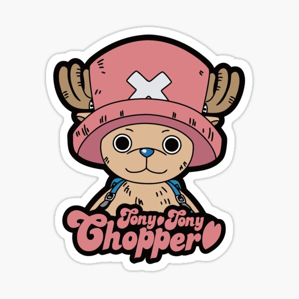 Tony Tony Chopper Sticker