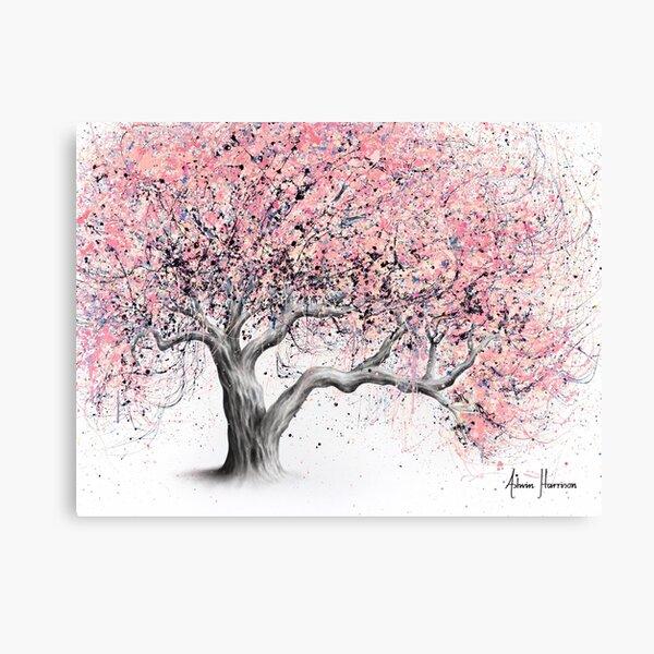 Taffy Blossom Tree Canvas Print