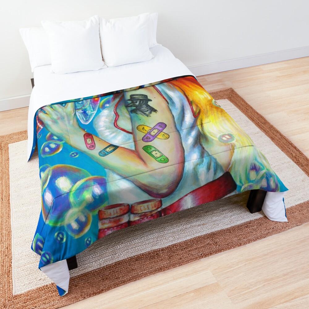 The best medicine Comforter