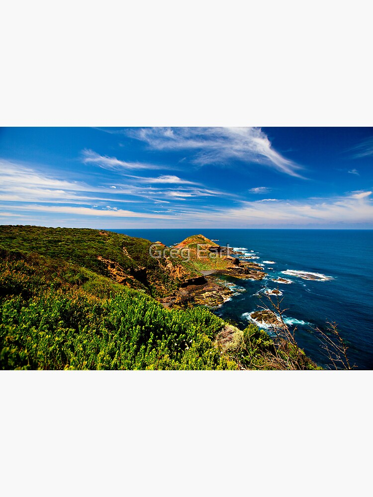 Cape Schanck - Victoria, Australia by GregEarl