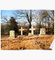 Graves in Asheville  Poster