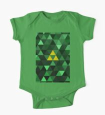 Triforce Quest (Green) One Piece - Short Sleeve