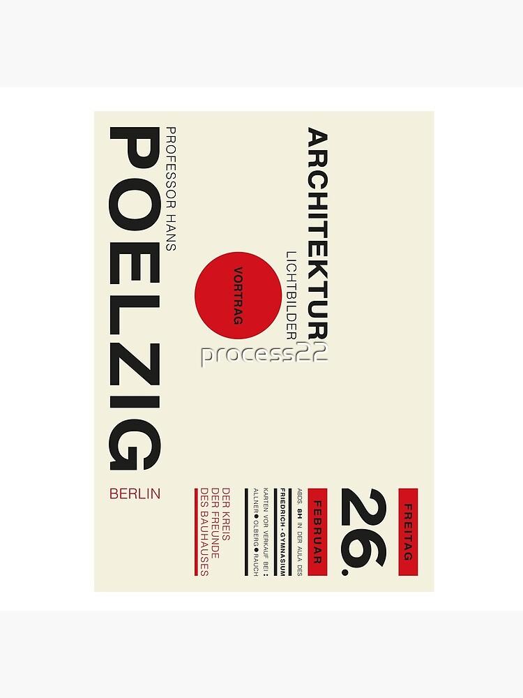 Bauhaus#11 by process22