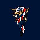 SJ Inspired Coast Guard Pinup No 2 by AlwaysReadyCltv