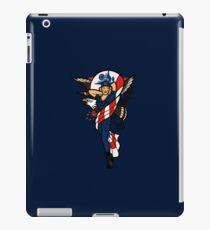 SJ Inspired Coast Guard Pinup No 2 iPad Case/Skin