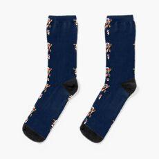 SJ Inspired Coast Guard Pinup No 2 Sock