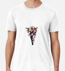 SJ Inspired Coast Guard Pinup No 2 Premium T-Shirt