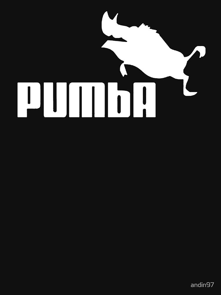 PUMBA  | Unisex T-Shirt