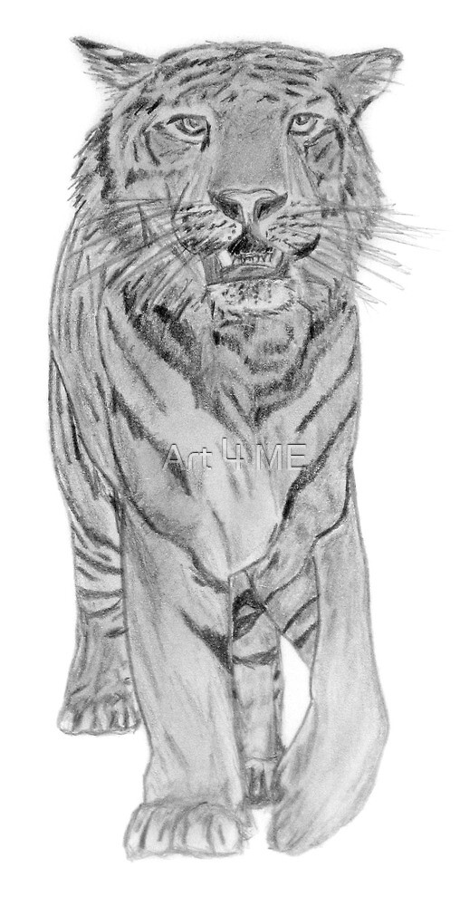 NikkiJo's 'Tiger' by Art 4 ME