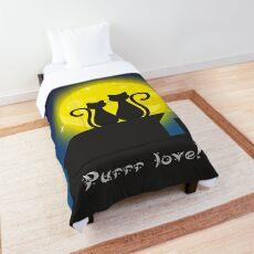 Purrrr love Comforter