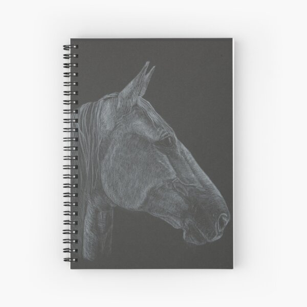 The Iberian, right Spiral Notebook
