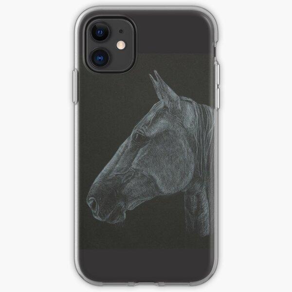 The Iberian, left iPhone Soft Case