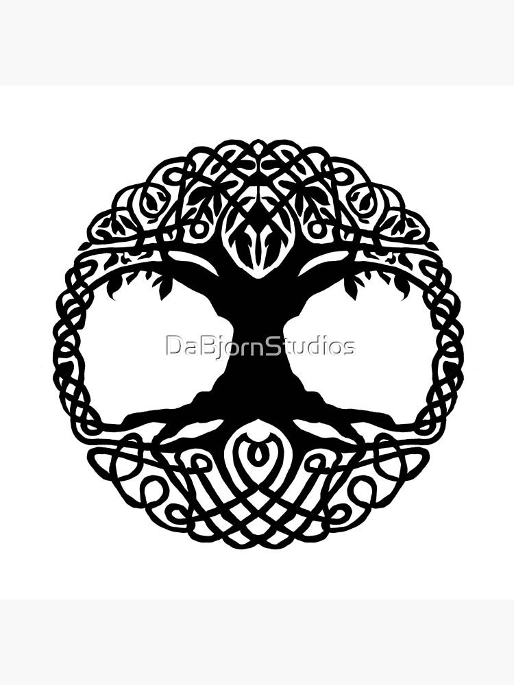 The Tree of Life by DaBjornStudios