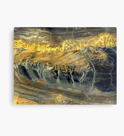 """Ghost Forest"" Metal Print"