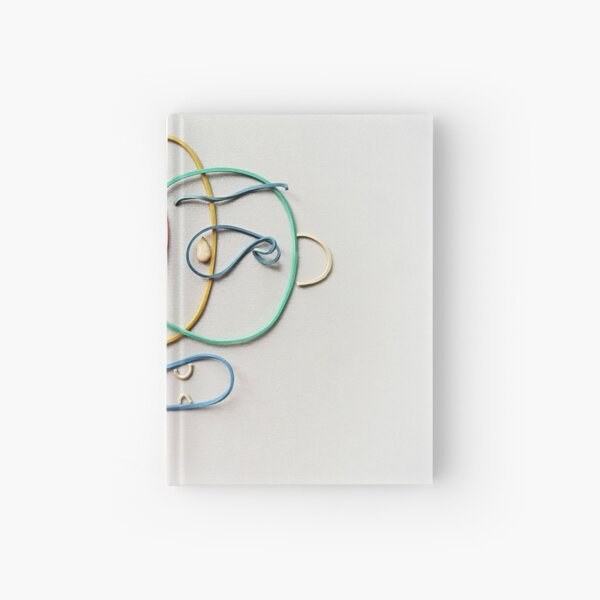Hello world Hardcover Journal