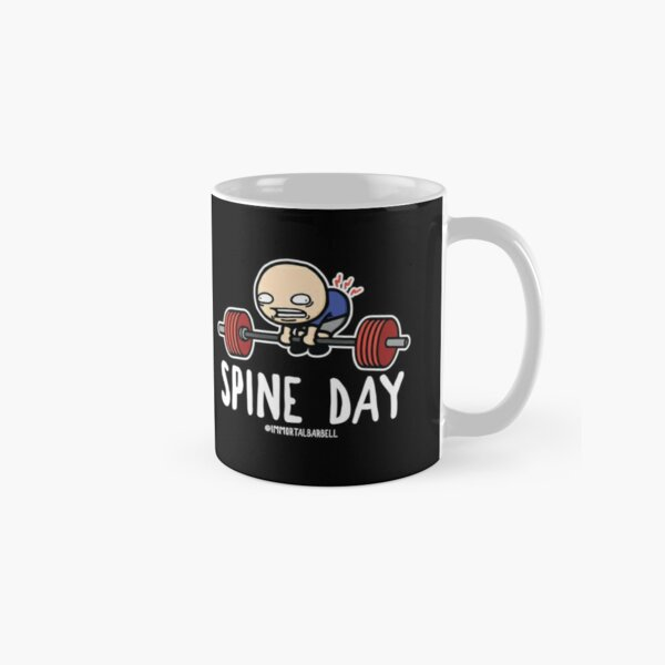 Spine Day Classic Mug