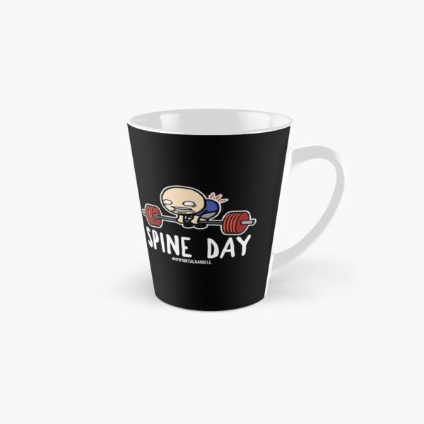 Spine Day Tall Mug