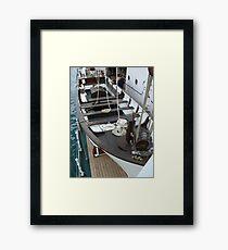 Libertad - Argentine Navy training ship (1) Framed Print