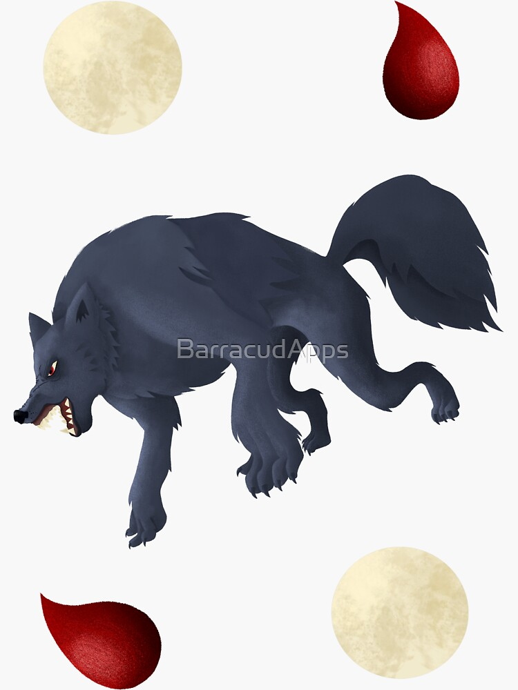 «Loup-Garou» par BarracudApps