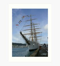 Libertad - Argentine Navy training ship (3) Art Print