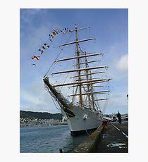 Libertad - Argentine Navy training ship (3) Photographic Print