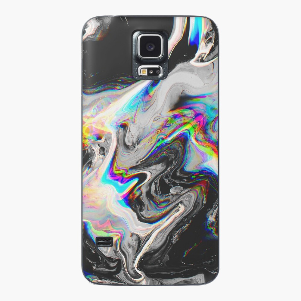 CONFUSION IN HER EYES THAT SAYS IT ALL Case & Skin for Samsung Galaxy