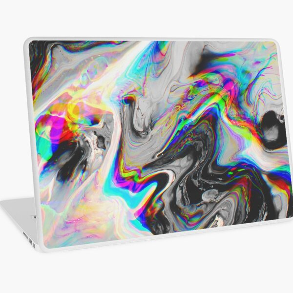 CONFUSION IN HER EYES THAT SAYS IT ALL Laptop Skin
