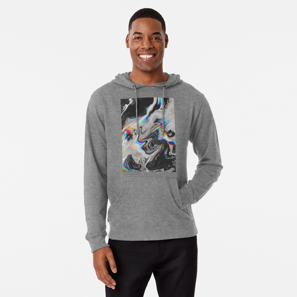CONFUSION IN HER EYES THAT SAYS IT ALL Lightweight Hoodie