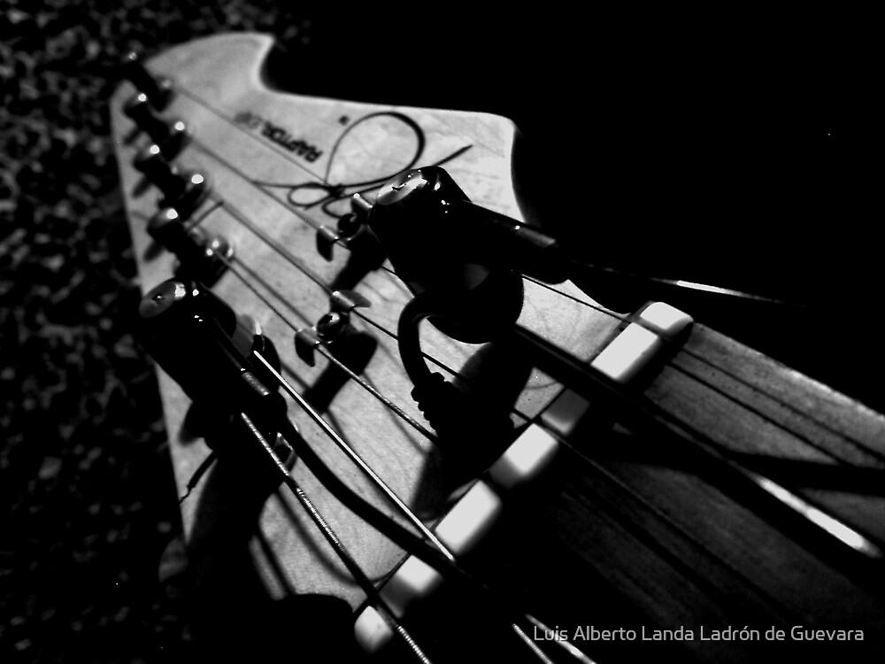The muzik feels the same to me by Luis Alberto Landa Ladron de Guevara