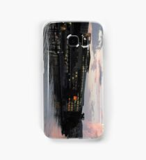 State Library of Queensland sunset Samsung Galaxy Case/Skin