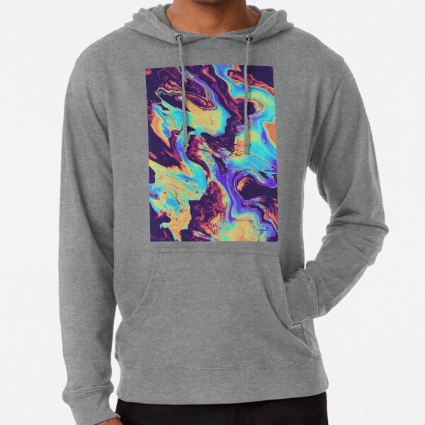 STUCK ON THE PUZZLE Lightweight Hoodie