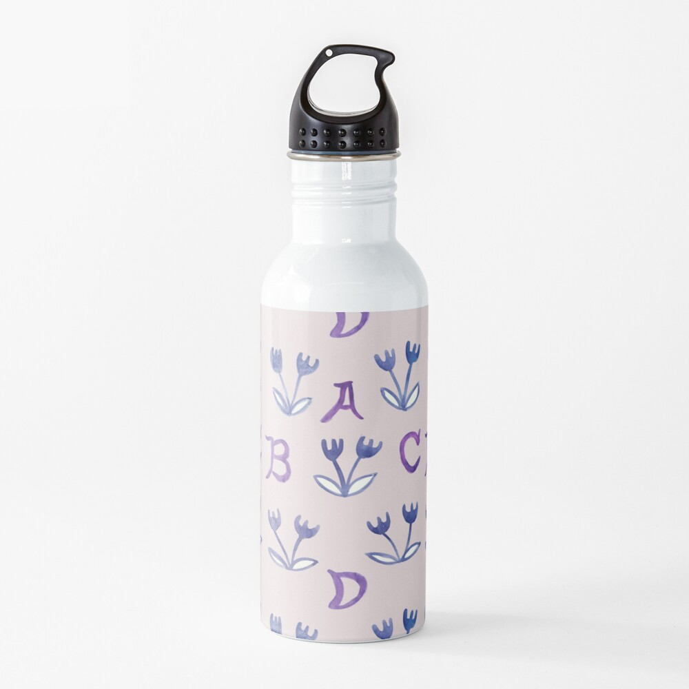 Back To Basics ABCD Water Bottle