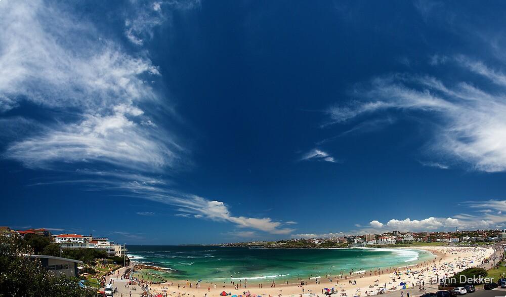 Bondi Beach by John Dekker