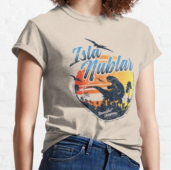 Isla Nublar Classic T-Shirt