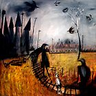 crows,factories and me by glennbrady